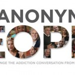 ANONYMOUS PEOPLE BANNER Poster
